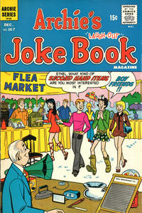 Cover Thumbnail for Archie's Joke Book Magazine (Archie, 1953 series) #167