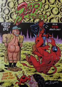 Cover Thumbnail for Zap Comix (Last Gasp, 1982 ? series) #11 [4th print- 3.95 USD ]