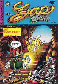 Cover Thumbnail for Zap Comix (Last Gasp, 1982 ? series) #3 [7th print- 2.95 USD]
