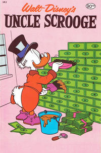Cover Thumbnail for Walt Disney's Uncle Scrooge (Magazine Management, 1984 series) #2