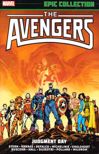 Cover Thumbnail for Avengers Epic Collection (Marvel, 2013 series) #17 - Judgment Day