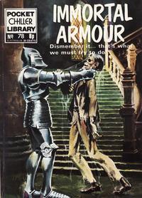 Cover Thumbnail for Pocket Chiller Library (Thorpe & Porter, 1971 series) #78