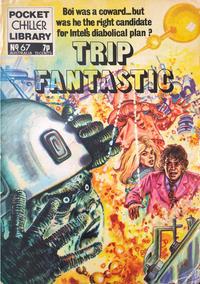 Cover Thumbnail for Pocket Chiller Library (Thorpe & Porter, 1971 series) #67