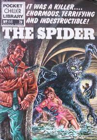Cover Thumbnail for Pocket Chiller Library (Thorpe & Porter, 1971 series) #68