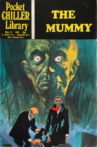 Cover Thumbnail for Pocket Chiller Library (Thorpe & Porter, 1971 series) #17