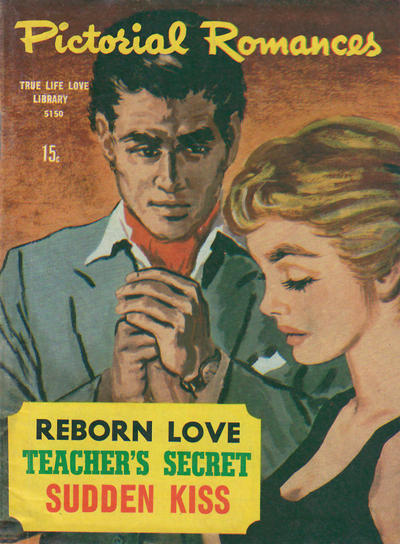 Cover for True Life Love Library (Magazine Management, 1966 ? series) #5150