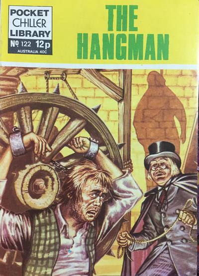 Cover for Pocket Chiller Library (Thorpe & Porter, 1971 series) #122