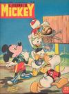 Cover for Le Journal de Mickey (Disney Hachette Presse, 1952 series) #42