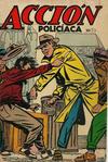 Cover for Acción Policiaca (Export Newspaper Service, 1951 ? series) #73