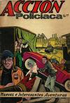 Cover for Acción Policiaca (Export Newspaper Service, 1951 ? series) #77