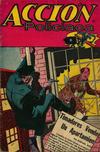 Cover for Acción Policiaca (Export Newspaper Service, 1951 ? series) #80