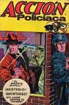 Cover for Acción Policiaca (Export Newspaper Service, 1951 ? series) #81
