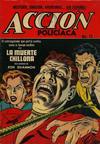 Cover for Acción Policiaca (Export Newspaper Service, 1951 ? series) #12