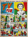 Cover for T.V. Fun (Amalgamated Press, 1953 series) #1