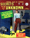 Cover for Secrets of the Unknown (Alan Class, 1962 series) #36