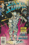 Cover Thumbnail for Silver Surfer (1987 series) #104 [Newsstand Edition]