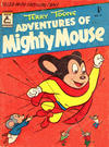 Cover for Adventures of Mighty Mouse (Magazine Management, 1957 series) #4