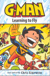 Cover for G-Man (Image, 2010 series) #1 - Learning To Fly