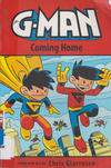 Cover for G-Man (Image, 2010 series) #3 - Coming Home