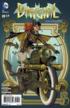 Cover for Batgirl (DC, 2011 series) #28 [J. G. Jones Steampunk Cover]