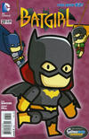 Cover Thumbnail for Batgirl (2011 series) #27 [Scribblenauts Unmasked Variant Cover]