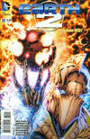 Cover for Earth 2 (DC, 2012 series) #31 [Direct Sales]