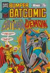 Cover for Bumper Batcomic (K. G. Murray, 1976 series) #13