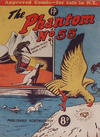 Cover for The Phantom (Feature Productions, 1949 series) #55