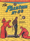 Cover for The Phantom (Feature Productions, 1949 series) #53
