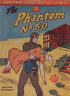 Cover for The Phantom (Feature Productions, 1949 series) #50