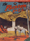 Cover for The Phantom (Feature Productions, 1949 series) #52