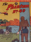 Cover for The Phantom (Feature Productions, 1949 series) #49