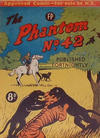 Cover for The Phantom (Feature Productions, 1949 series) #42