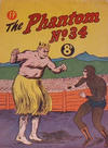 Cover for The Phantom (Feature Productions, 1949 series) #34