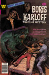 Cover for Boris Karloff Tales of Mystery (Western, 1963 series) #87 [Whitman]