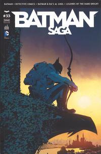 Cover Thumbnail for Batman Saga (Urban Comics, 2012 series) #33