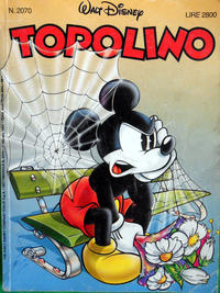 Cover Thumbnail for Topolino (The Walt Disney Company Italia, 1988 series) #2070