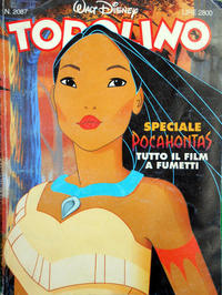 Cover Thumbnail for Topolino (The Walt Disney Company Italia, 1988 series) #2087