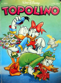 Cover Thumbnail for Topolino (The Walt Disney Company Italia, 1988 series) #2093