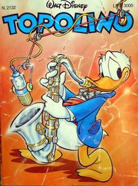 Cover Thumbnail for Topolino (The Walt Disney Company Italia, 1988 series) #2132
