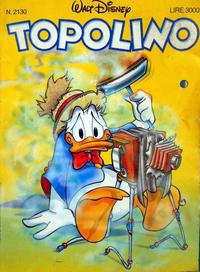 Cover Thumbnail for Topolino (The Walt Disney Company Italia, 1988 series) #2130