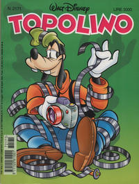 Cover Thumbnail for Topolino (The Walt Disney Company Italia, 1988 series) #2171