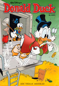 Cover Thumbnail for Donald Duck (Sanoma Uitgevers, 2002 series) #4/2015