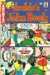 Cover Thumbnail for Archie's Joke Book Magazine (Archie, 1953 series) #203