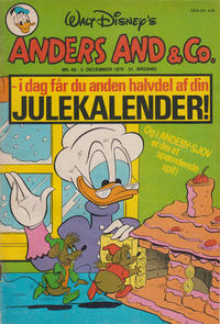 Cover Thumbnail for Anders And & Co. (Egmont, 1949 series) #49/1979