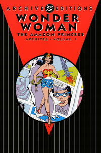 Cover Thumbnail for Wonder Woman: The Amazon Princess Archives (DC, 2013 series) #1