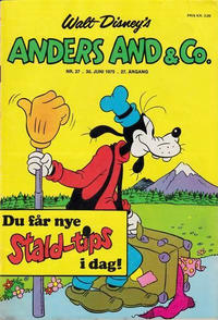 Cover Thumbnail for Anders And & Co. (Egmont, 1949 series) #27/1975