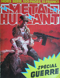 Cover Thumbnail for Métal Hurlant (Les Humanoïdes Associés, 1975 series) #42 bis