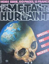 Cover Thumbnail for Métal Hurlant (Les Humanoïdes Associés, 1975 series) #36 bis