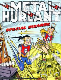 Cover Thumbnail for Métal Hurlant (Les Humanoïdes Associés, 1975 series) #49 bis